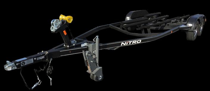 nitro boat  trailer