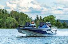 2017 NITRO Z17 bass boat