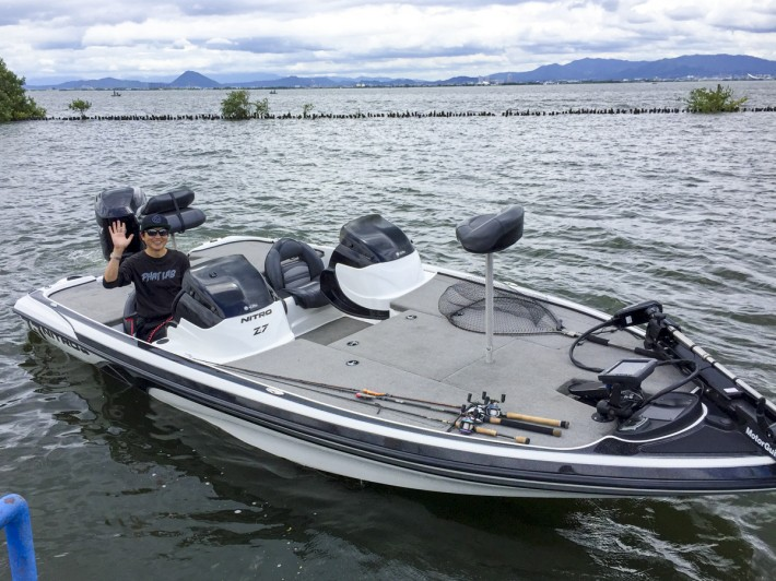 bassboat nitro