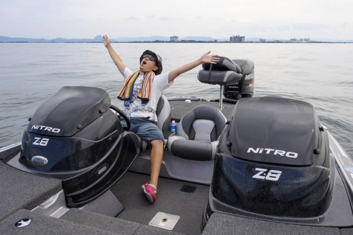 バスボート販売琵琶湖