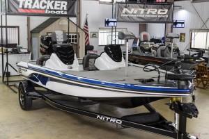 2016 NITRO Z18 bassboat