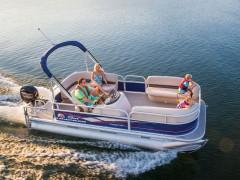 サントラッカー|ポンツーンボート|日本正規販売ディーラー