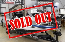 NITRO BOATS Z18 SOLD OUT