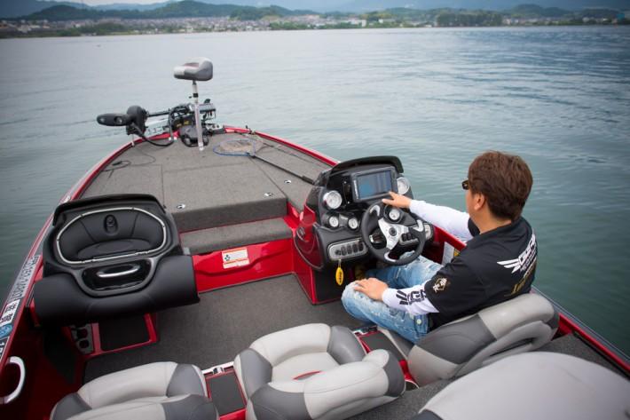 バスボート販売 琵琶湖