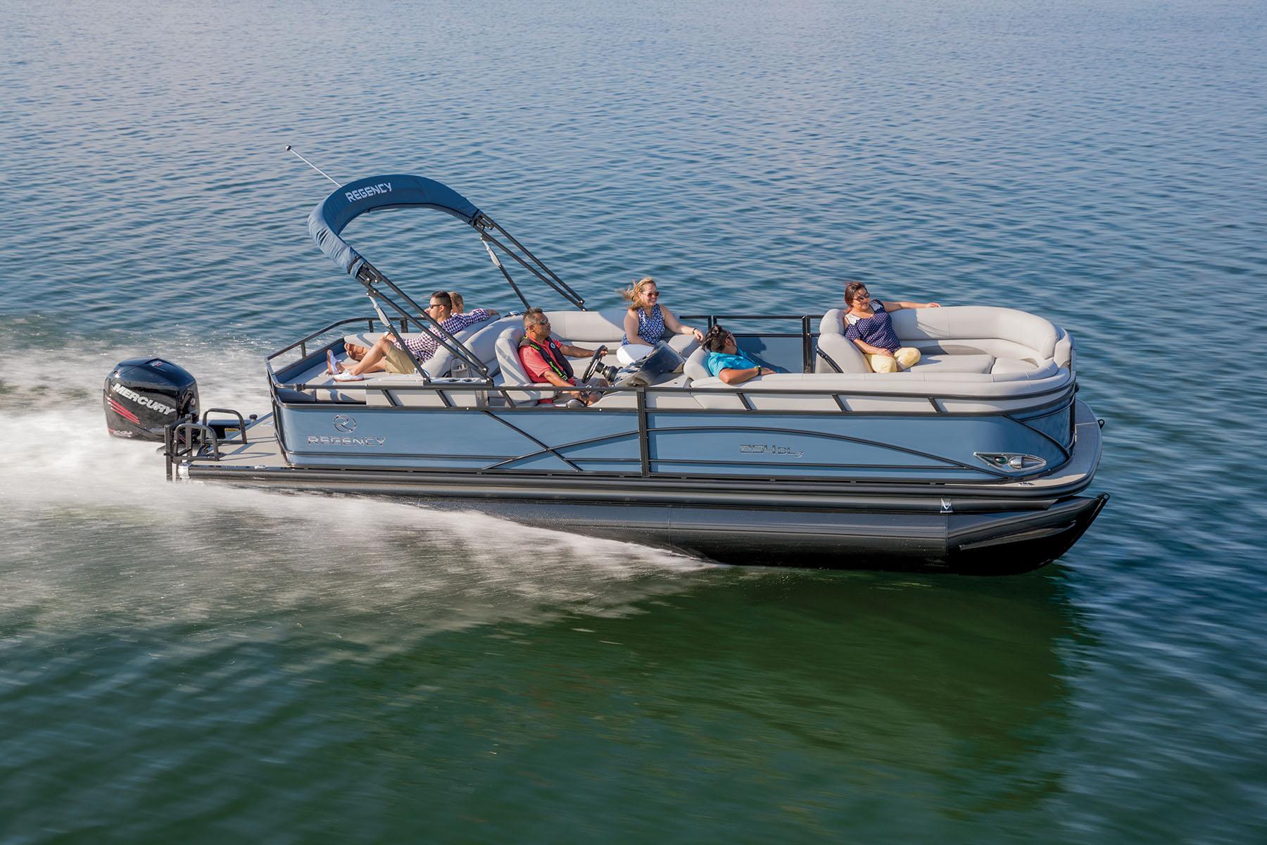 ポンツーンボート REGENCY SUNTRACKER 販売 正規ディーラー
