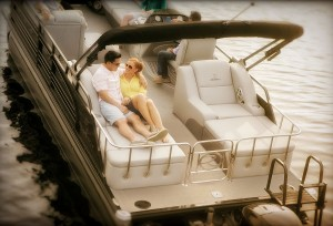 REGENCY_PONTOON_船上パーティーボート