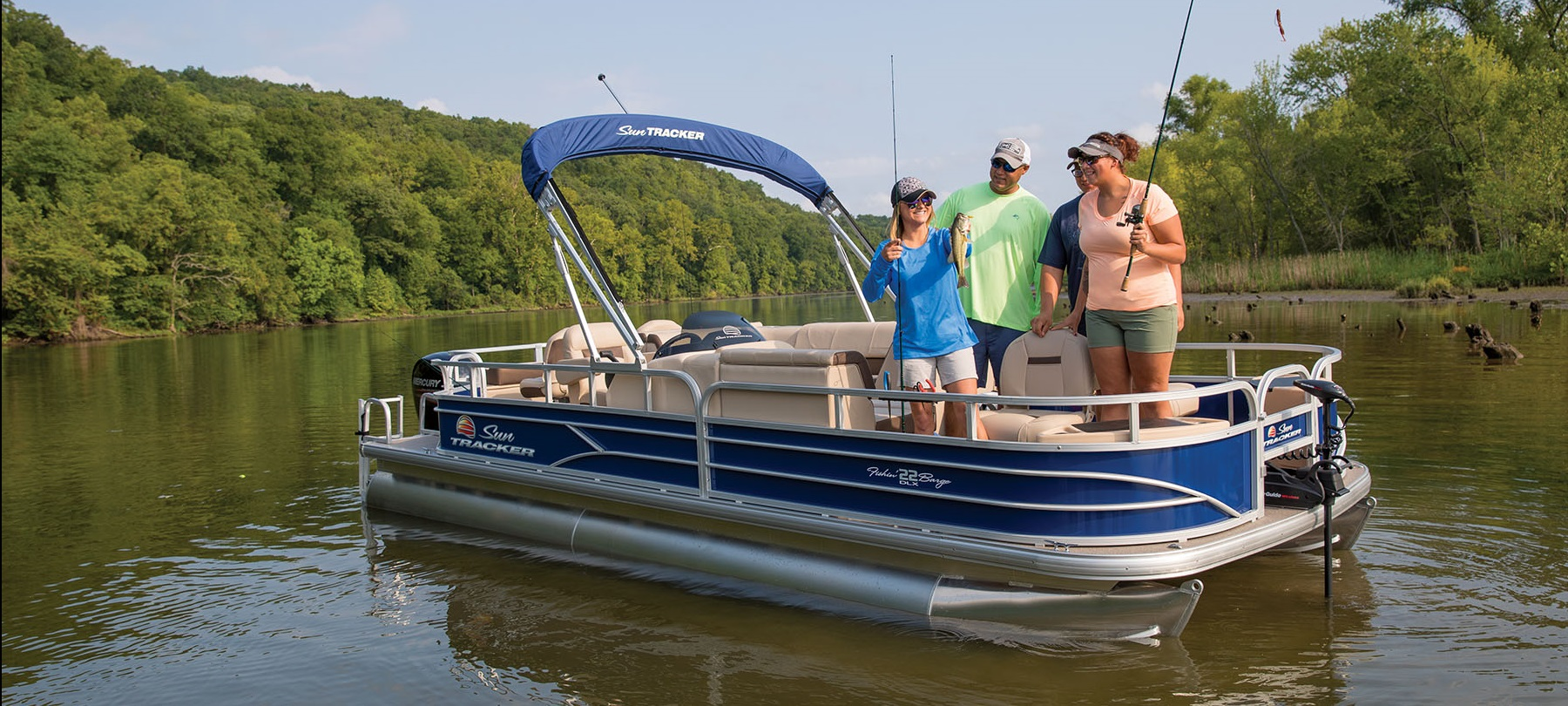 _2018_SUN-TRACKER_Fishing-Pontoons_FISHIN-BARGE-22