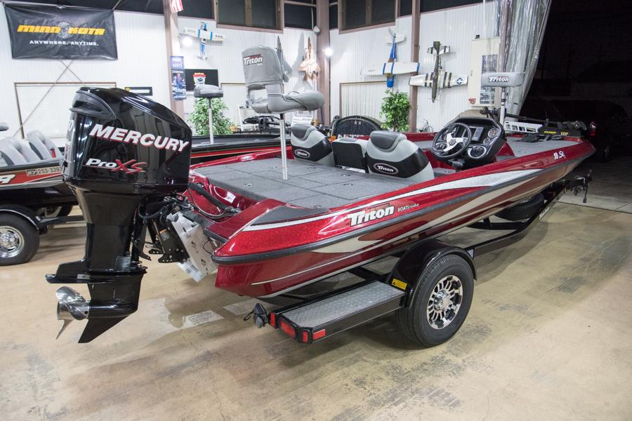 2012 TRITON 18SE 良質中古艇 | バスボート販売|ALPHA INTERNATIONAL|