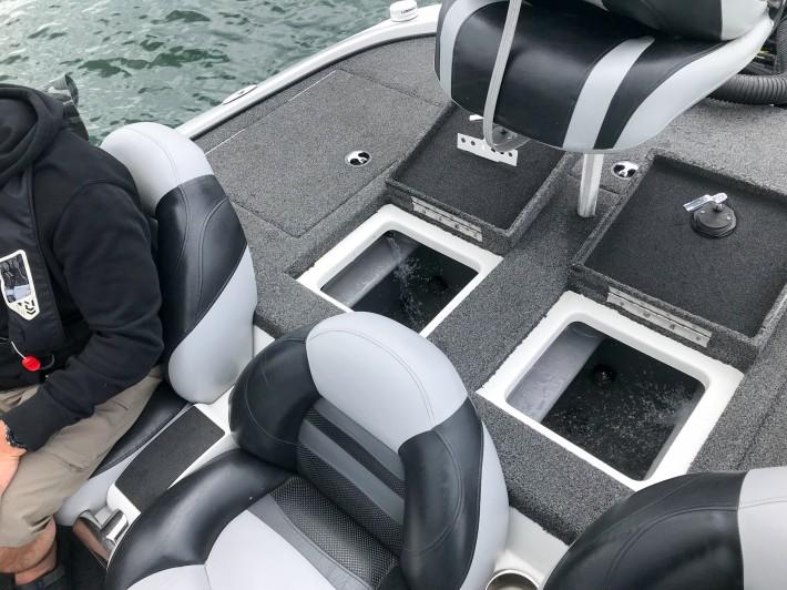 ナイトロ バスボート
